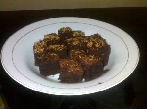 Brownies Coklat